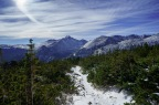North Inlet Trail + Flattop Mountain